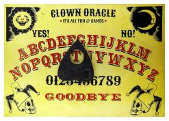 ouija clown