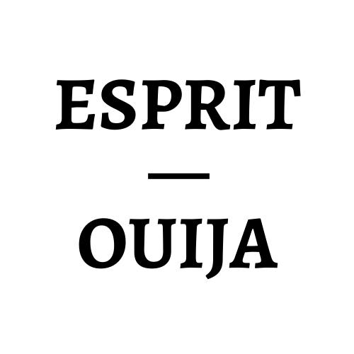 Esprit-Ouija